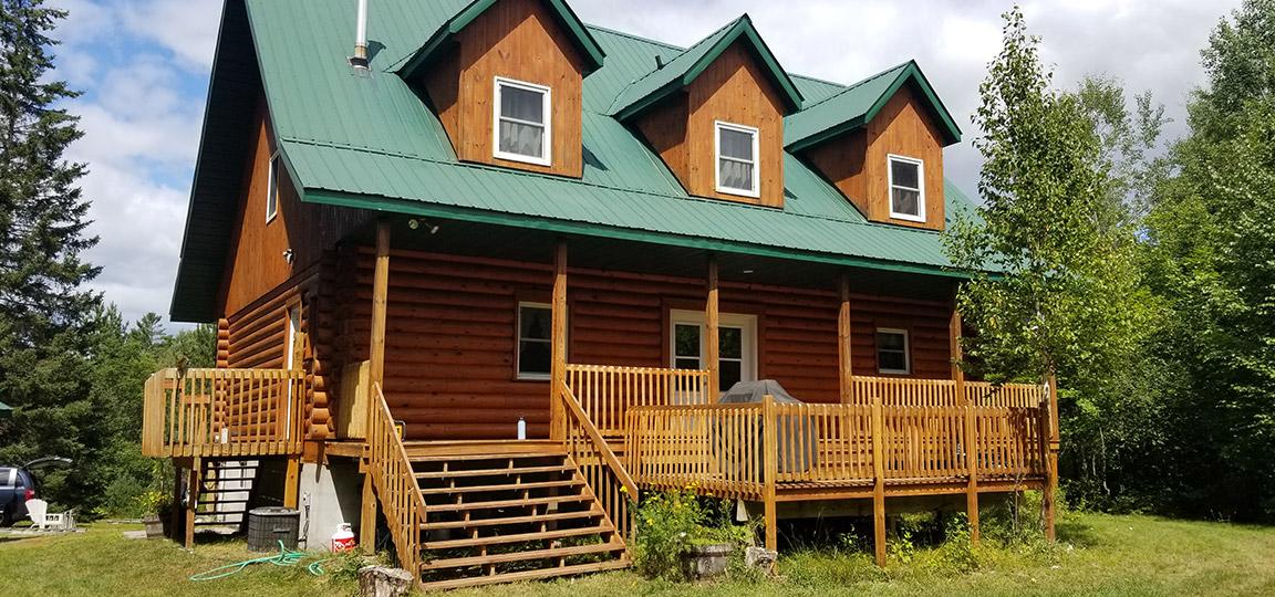 1_Huntsville-Log-Home-Refinish-Redo-issue-we-solved