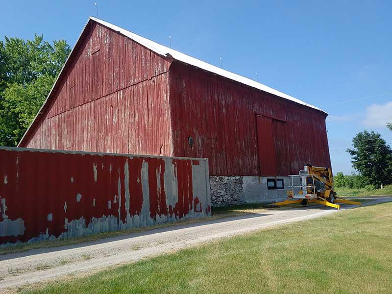 Barn-Before
